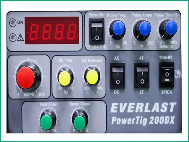 PowerTig 200DX - $1,099 99